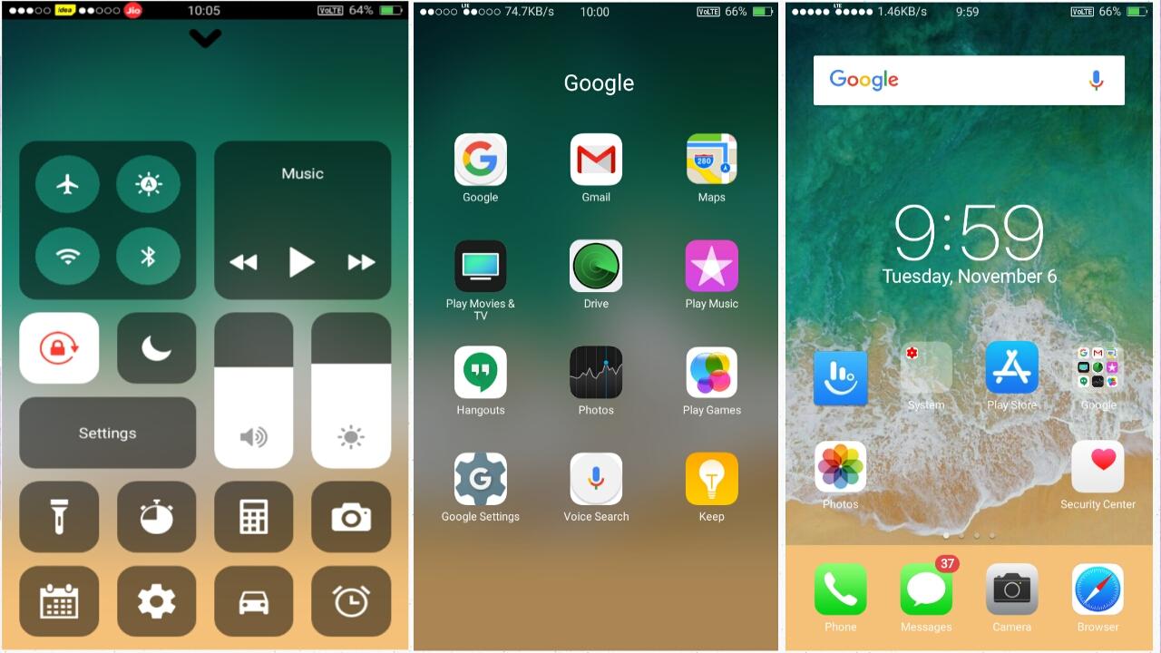 download tema iphone 7 plus untuk oppo