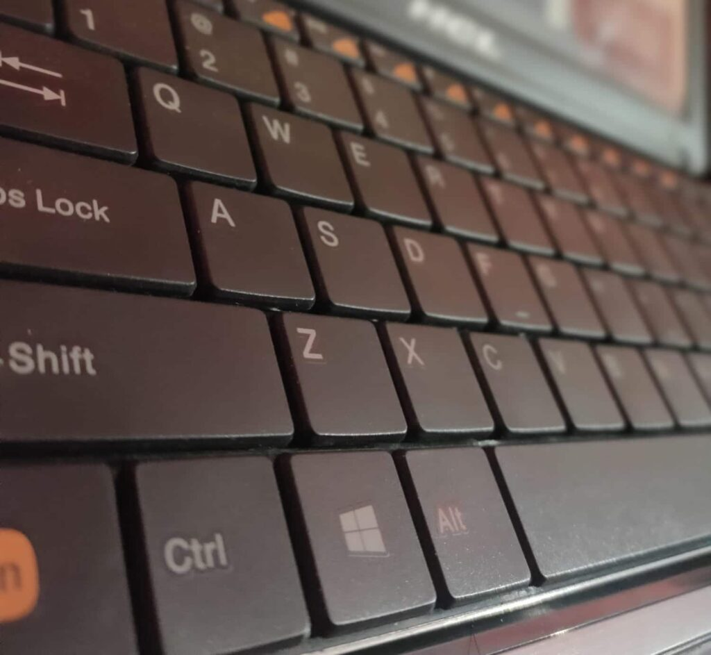 Shortcut keys of computer A to Z