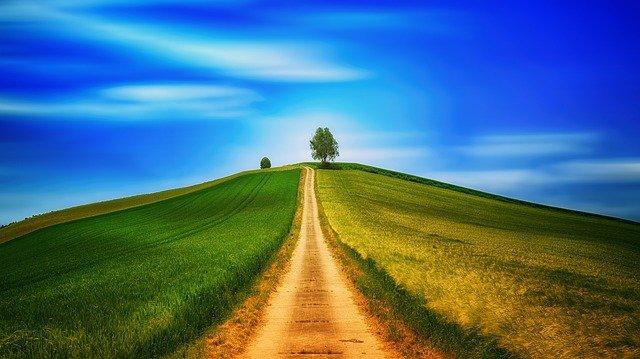 आकाश नीला दिखाई देता है